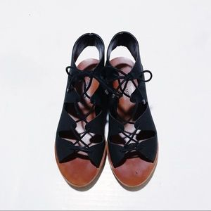 Lucky Brand - Lace Up Sandals